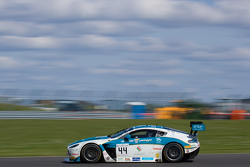 #44 Oman Racing Team Aston Martin Vantage GT3: Michael Caine, Ahmad Al Harthy,Stephen Jelley
