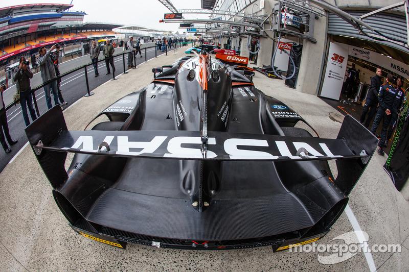 #35 OAK Racing Ligier - 日产