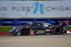 #60 Michael Shank Racing with Curb/Agajanian Ford EcoBoost/Riley: John Pew & Oswaldo Negri Jr.