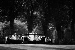 #1 奥迪运动部 Joest 奥迪 R18 E-Tron Quattro: 卢卡斯·迪格拉西, 罗伊克·杜瓦尔, 汤姆·克里斯滕森