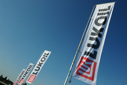 Lukoil flags