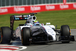Verbremser: Felipe Massa, Williams FW36
