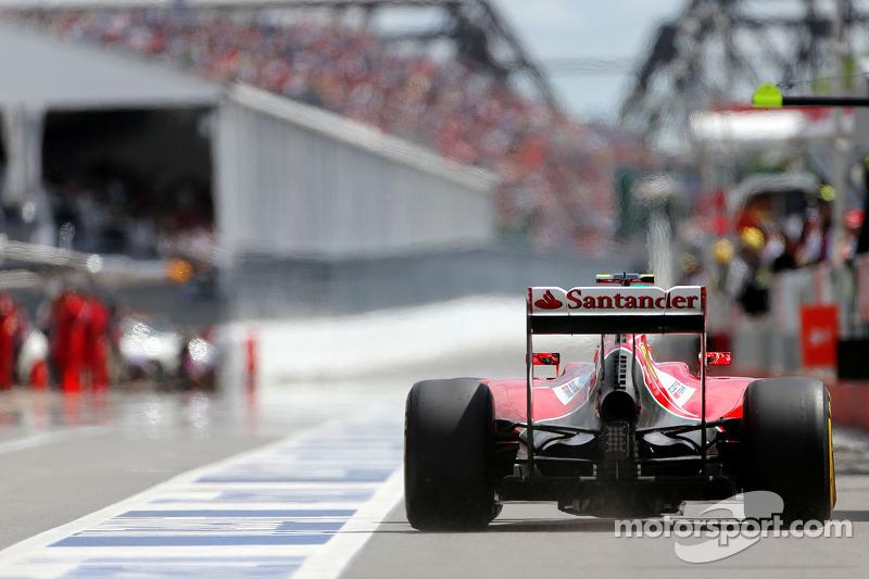 Kimi Räikkönen, Scuderia Ferrari