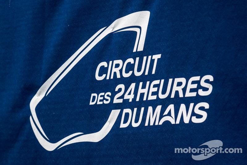 Circuit des 24 Heures du Mans logo tabelası