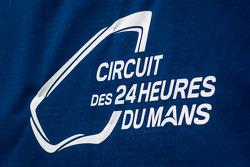 Circuit des 24 Heures du Mans logo signage