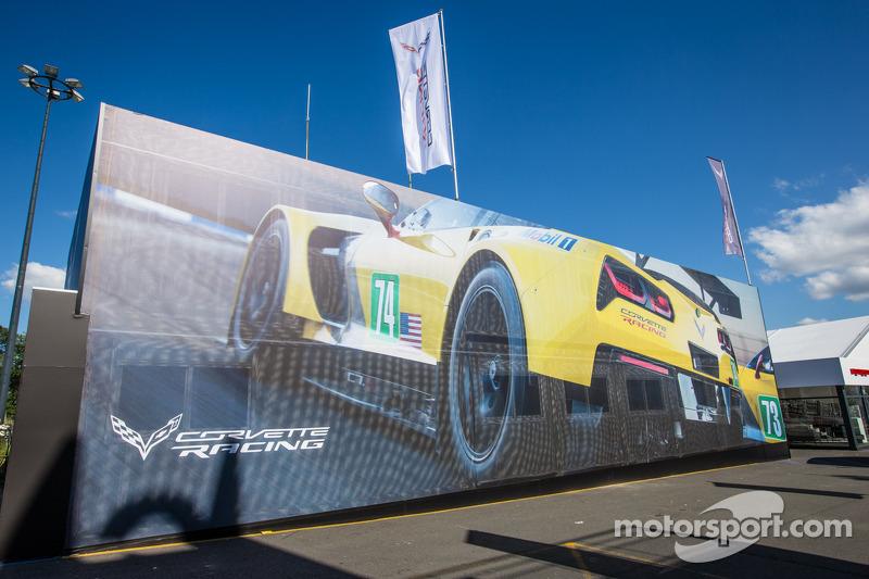Corvette Racing konuk evi