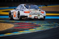 #79 Prospeed Competition 保时捷 911 GT3 RSR (997): 库珀·麦克尼尔, 布雷特·库尔蒂斯, 杰伦·布勒克莫伦