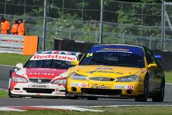 Alvin Powell, Ex Anthony Reid 2000 BTCC Ford Mondeo ST