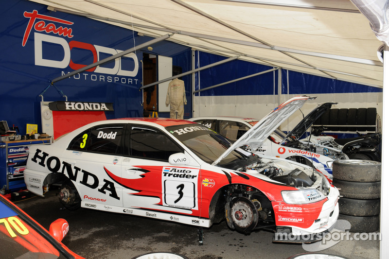 Ex 1999 James Thompson BTCC Honda Accord ST
