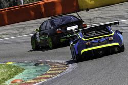 #33 Jensen Motorsport Chevron GR8: Jensen Lunn, Alistair Lindsay