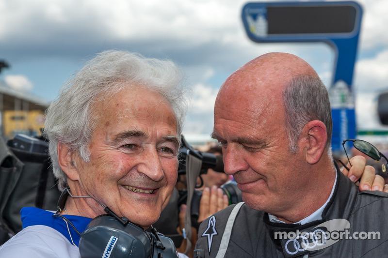 Hugues de Chaunac ve Dr. Wolfgang Ullrich