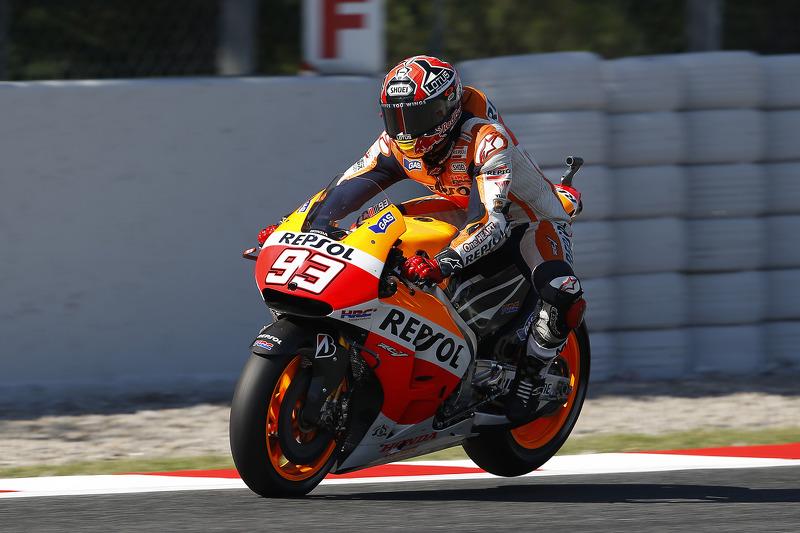 2014: Marc Marquez (Honda RC213V)