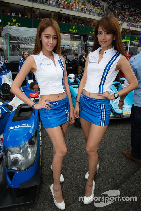 KCMG girls