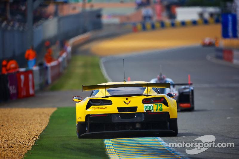 Corvette Racing Chevrolet Corvette - C7: Jan Magnussen, Antonio Garcia, Jordan Taylor
