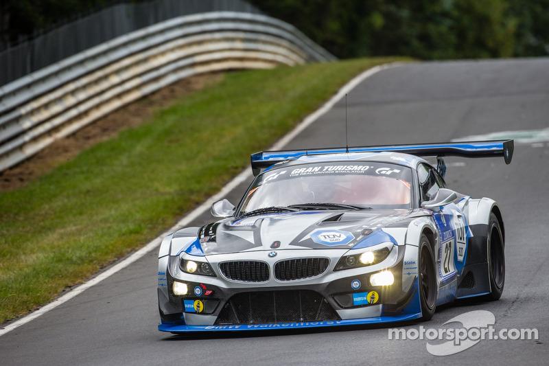 #27 Walkenhorst Motorsport BMW Z4 GT3: Ralf Oeverhaus, Henry Walkenhorst, Max Sandritter