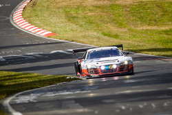 #9 Abt Racing Audi R8 LMS ultra: Peter Terting, Marco Seefried, Dominik Schwager, Nicki Thiim