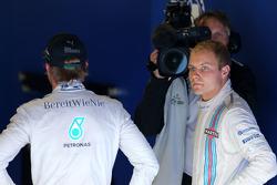 Valtteri Bottas, Williams F1 Team  21