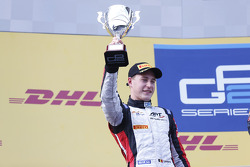 Second place Stoffel Vandoorne