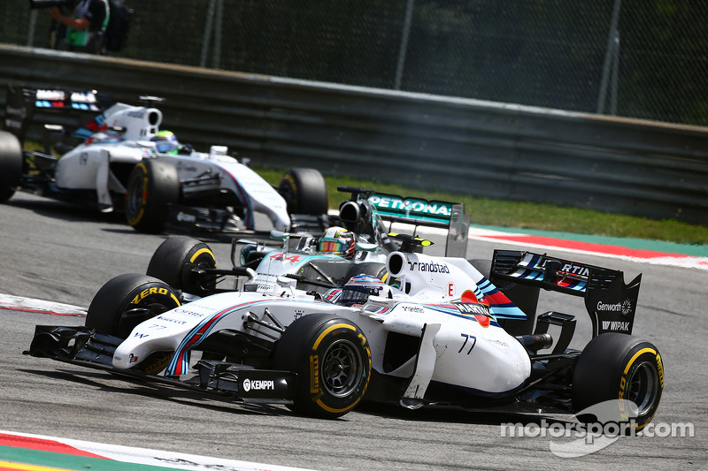 Valtteri Bottas, Williams FW36