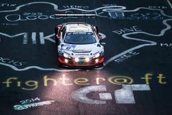 #10 Abt Racing 奥迪 R8 LMS ultra: 克里斯托弗·米斯, 克里斯特·约恩斯, 尼克拉斯·肯特尼希, 多米尼克·施瓦格