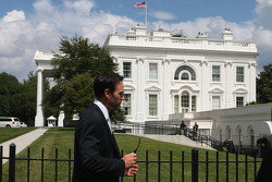 Jimmie Johnson visits the White House