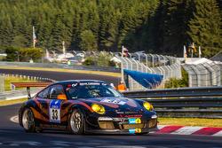 #33 Kurt Ecke Motorsport Porsche 997 GT3 Kupası: Peter König, Andreas Sczepansky, Steffen Schlichenmeier, Kurt Ecke
