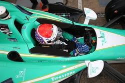 西普·干纳西雪佛兰车队的查理·坎博