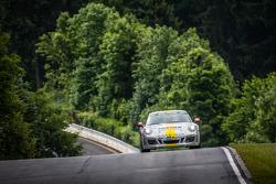 #159 Black Falcon Porsche Carrera: Alexander Kolb, Julius Kolb, Vincent Kolb, Helmut Weber