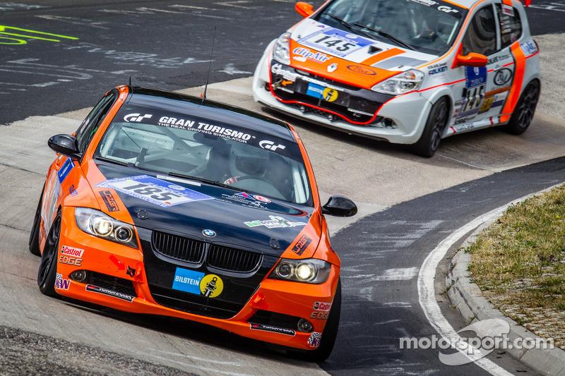 #185 BMW 325i E90: Michael Mönch, Oliver Frisse, Bruno Beulen