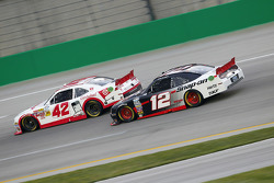 Kyle Larson and Ryan Blaney