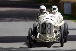 1914 Mercedes Grand Prix - George Wingard