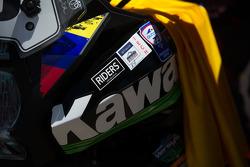 Kawasaki dettaglio