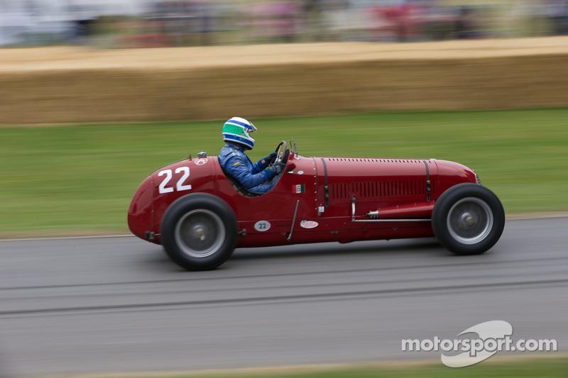 1936 Maserati 6CM