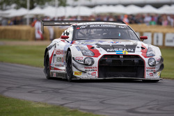 2013 Nissan GT-R Nismo GT3 - Jann Mardenborough