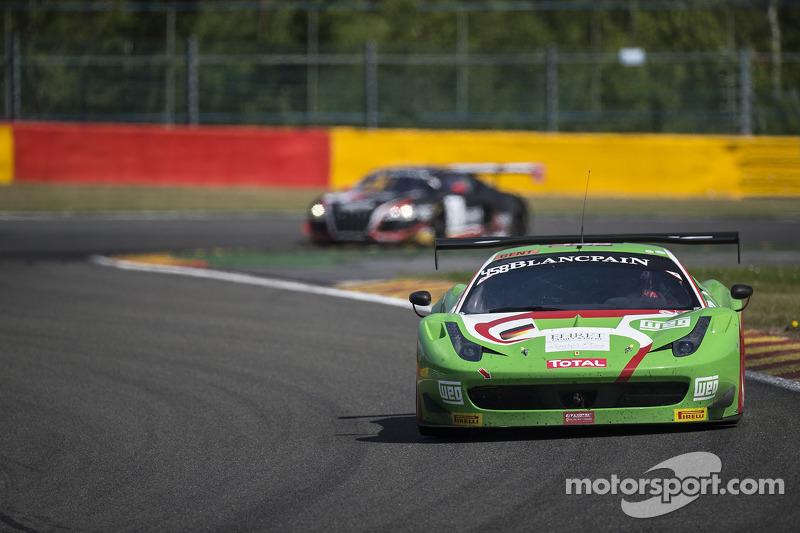 #458 GT Corse by Rinaldi 法拉利 458 Italia: Alex和er Mattschull, Frank Schmikler, 皮埃尔·埃雷
