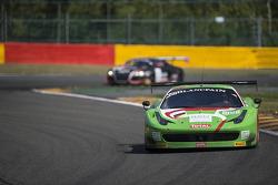 #458 GT Corse by Rinaldi Ferrari 458 Italia: Alexander Mattschull, Frank Schmikler, Pierre Ehret