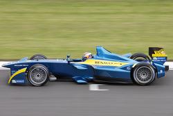 July Donington Park test