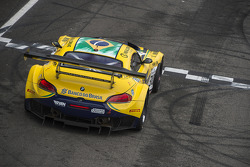 #30 BMW Sports Trophy Team Brasil BMW Z4: Matheus Stumpf, Nelson Piquet Jr.