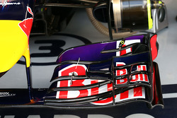 Red Bull Racing RB10 front wing