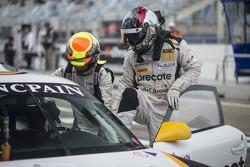 #21 Tonino Team Herberth Porsche 997 R GT3: Robert Renauer, Jaap van Lagen
