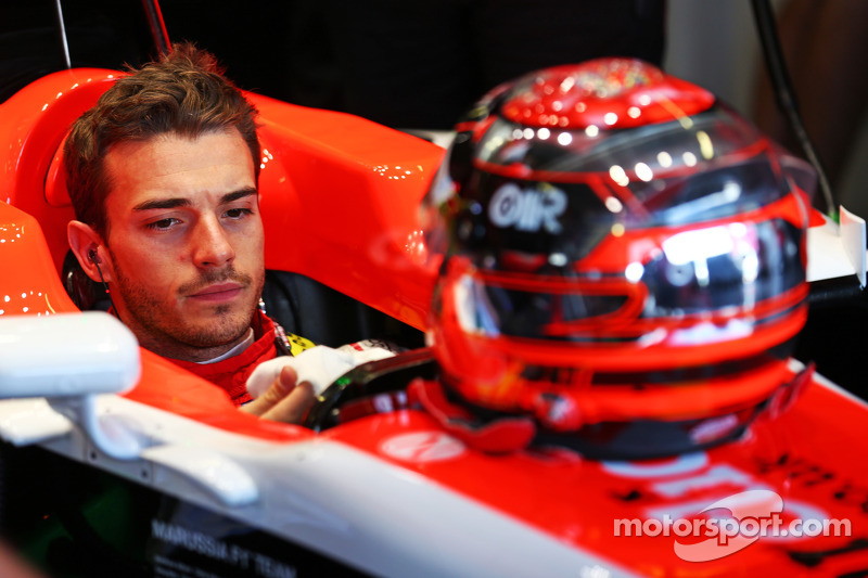 Жюль Б'янкі, Marussia F1 Team MR03