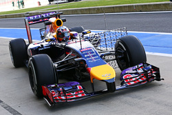 Daniel Ricciardo, Red Bull Racing RB10 com sensor