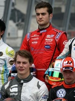 Камрен Каминский. GP Masters, субботняя квалификация.