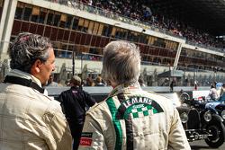 Le Mans Kategori atmosferi