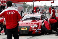Boxstopp, Miguel Molina, Audi Sport Team Abt, Audi RS 5 DTM