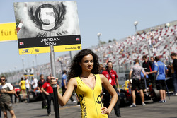 Gridgirl of Jordan King