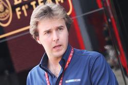 Davide Valsecchi, Sky Sports F1 Presenter