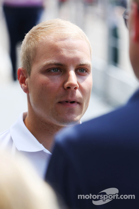 Valtteri Bottas, Williams