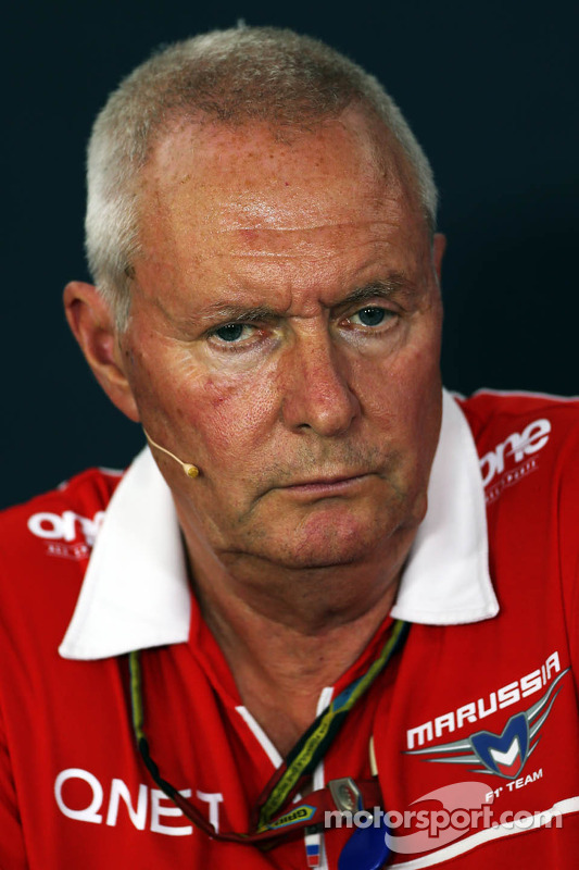John Booth, Marussia F1 Team