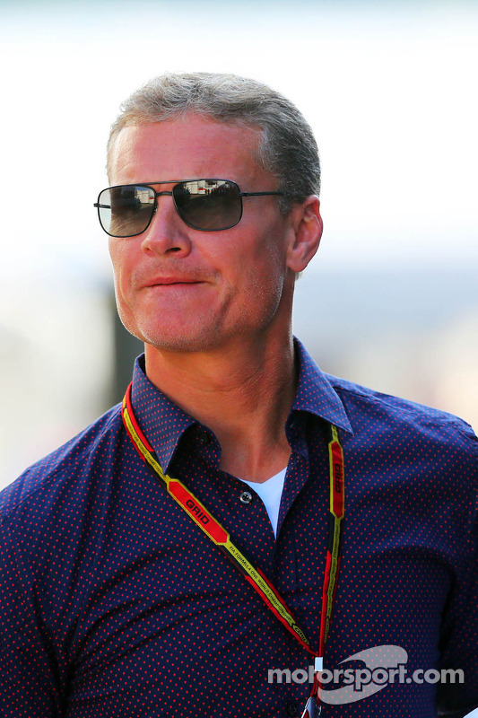 David Coulthard, BBC